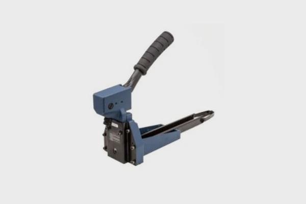 Grampeador Manual Mecânico P/ Grampo Tipo Box 35/19